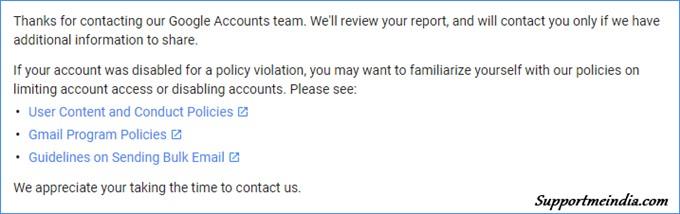 Disable Gmail Account Ko Fir Se Enable Reactivate Kaise Kare