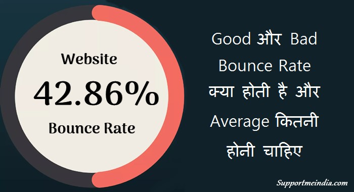 Good Bad Ugly and Average Bounce Rate Kitni Honi Chahiye