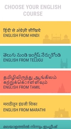 Choose Your English Course