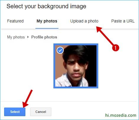 Gmail Background Image Kaise Badle