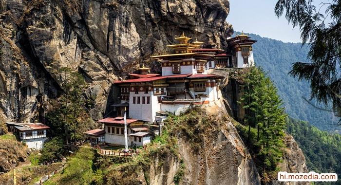 भूटान (Bhutan) के बारे में रोचक तथ्य