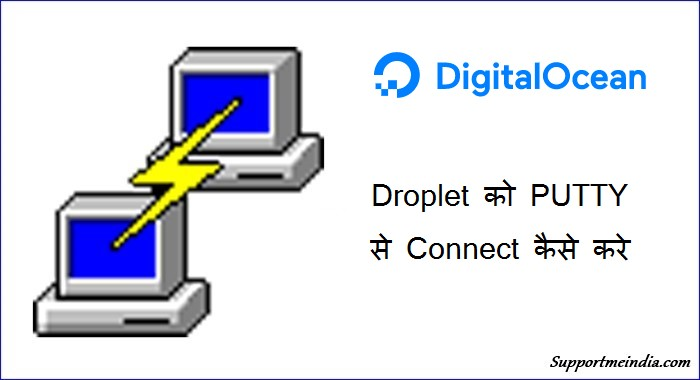Connect DigitalOcean Droplet with PUTTY