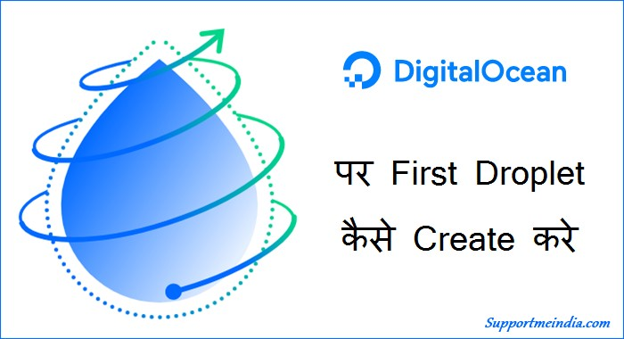 Create Droplet on DigitalOcean