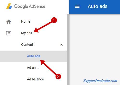 Create Auto Ad Units