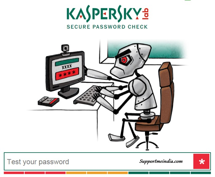 Kaspersky Lab - Password Checker