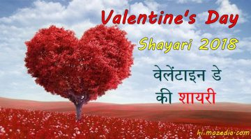 Valentines Day Ki Shayari