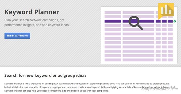 Keyword Planner SEO Tools