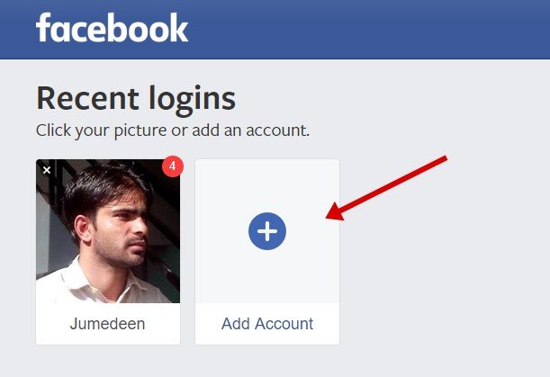 Login Multiple Facebook Accounts