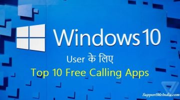 Windows 10 Free Calling Apps