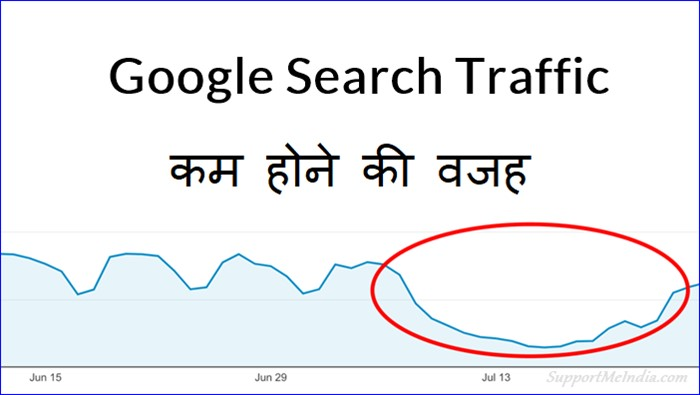 Google Search Traffic Decrease Hone Ki Wajah 2018