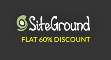 Siteground Discount