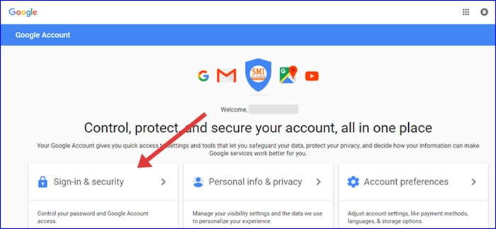 Google Account Privacy
