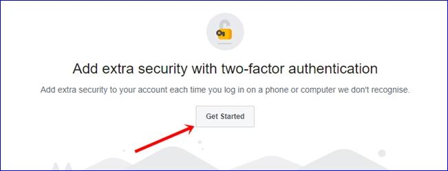 Facebook 2 step verification 4
