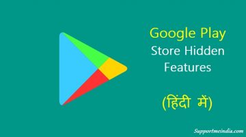 Google Play Store Hidden Features