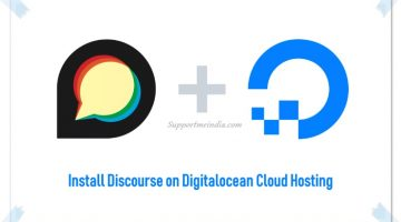 Install Discourse Forum On Digital Ocean Cloud Hosting