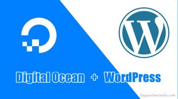 Install WordPress on LEMP On Digital Ocean