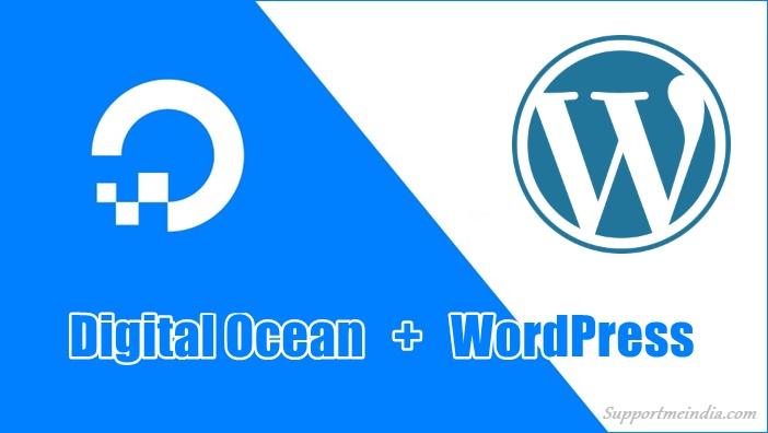 Install WordPress on Digital Ocean Cloud