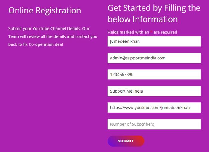 Register on RozDhan
