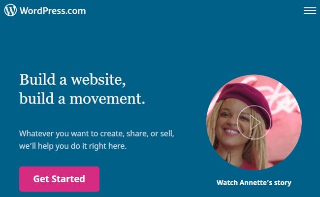 WordPrss com