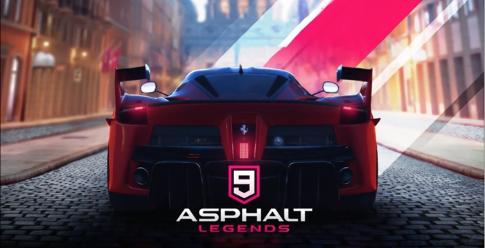 Asphalt 9: Legends - Best Free Android Games 2019