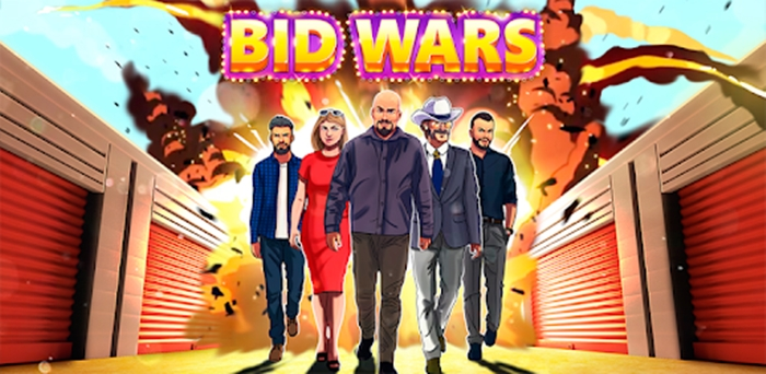Bid wars - Best Free Android Games 2019