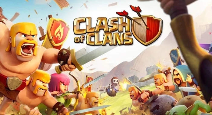 Clash of Clans - Best Free Android Games 2019