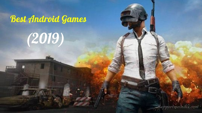 PUBG - Best Free Android Games 2019