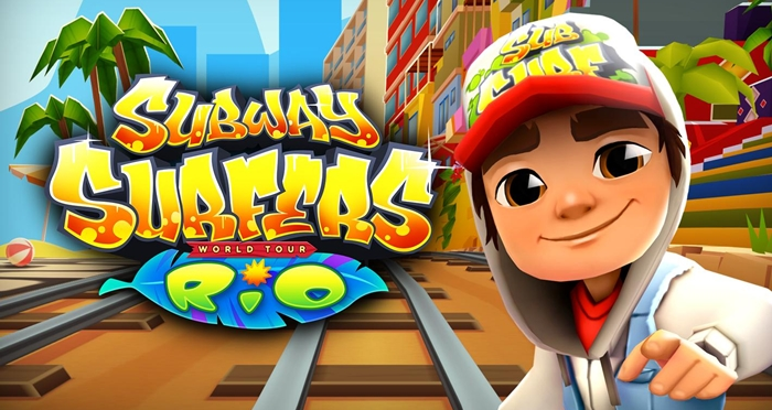 Subway Surfers - Best Free Android Games 2019
