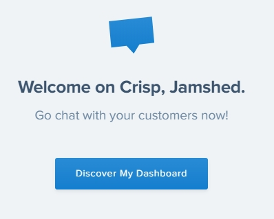 Welcome to Crisp Live Chat