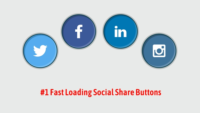 Social Media Share Buttons plugin