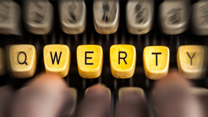 QWERTY Keyword