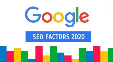Google Official SEO Factors