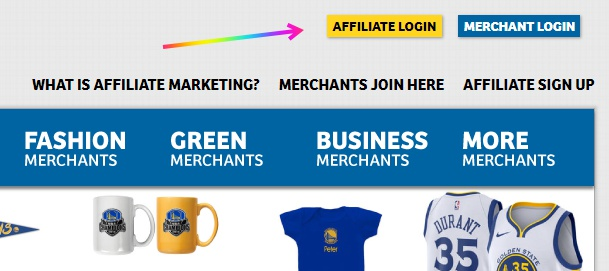Shareasale affiliate login