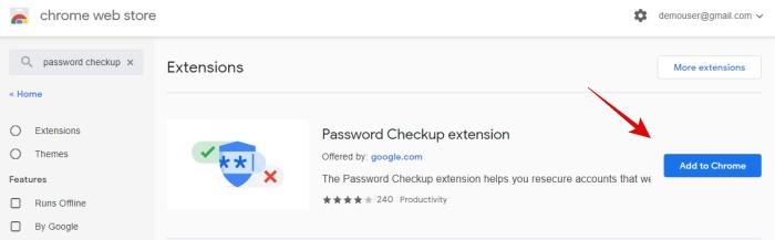 Google password checkup से चेक करे पासवर्ड