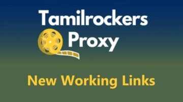 TamilRockers New Links