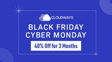 Cloudways Black Friday Offer