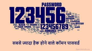 World Most Hacked Password