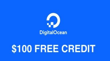 digitalocean 100