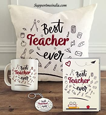 Combo gift for teacher