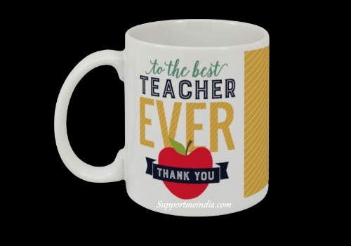 Custom mug for teacher